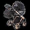 Детская коляска Adamex Chantal Special Edition 3в1 (С8)