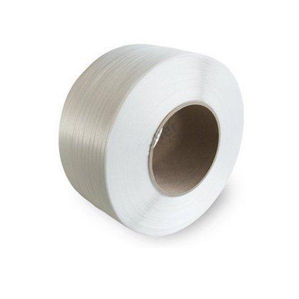 Лента полипропиленовая 5-0,45-6500 Premium (белая)