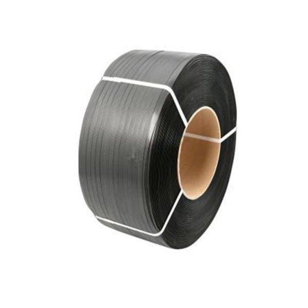 Лента полипропиленовая 12-0,6-1800 Premium (черная)