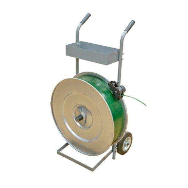Тележка-размотчик для РЕТ лент и стальных многорядных лент ТР-304