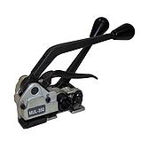 Комбинированный инструмент для РЕТ ленты 16 мм МУЛ-350, фото 4