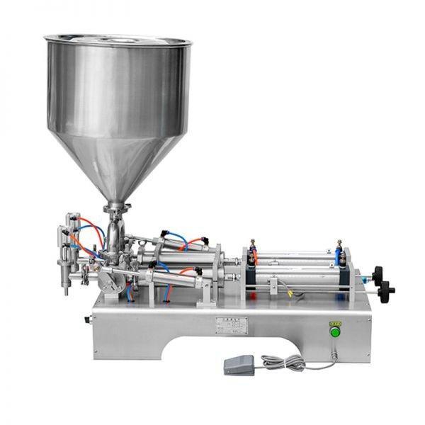 Дозатор поршневой G2WTD (10-300 мл. 2 гол., пастообразный) Foodatlas Pro