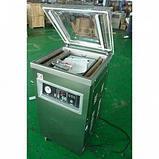 Вакуумный упаковщик DZQ-500II (аэрация, электро. панель) Foodatlas Pro, фото 3