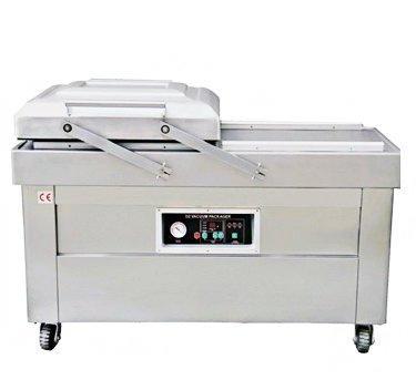 Вакуумный упаковщик DZQ-500/2SB (аэрация) Foodatlas Pro