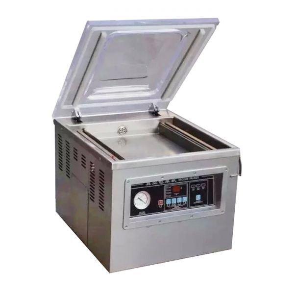 Вакуумный упаковщик DZQ-400/2F Foodatlas Eco