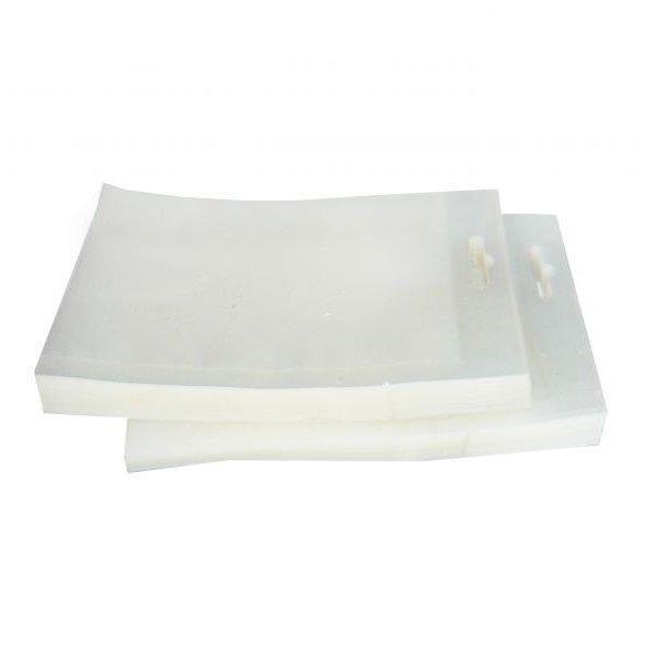 Вакуумный пакет 100х300 (100 шт.) 70 мкр. насечка, еврослот