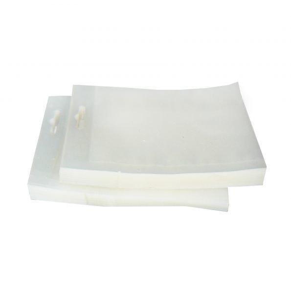 Вакуумный пакет 100х250 (100 шт.) 100-105 мкр. насечка, еврослот