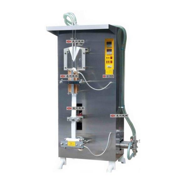 Автомат фасовочно упаковочный для жидкости SJ-2000 (нерж. корпус, датер) Foodatlas