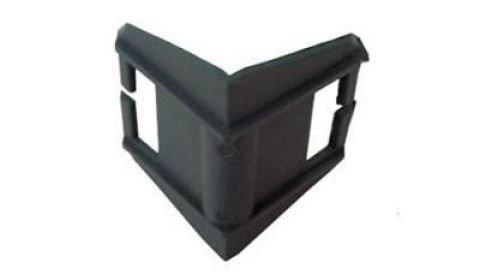 Уголок для п/п ленты (паз 20 мм)