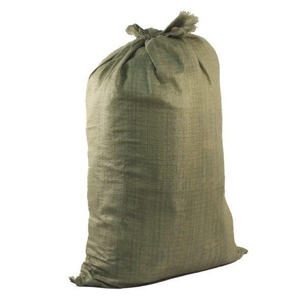 Мешок полипропиленовый зеленый (70х120)