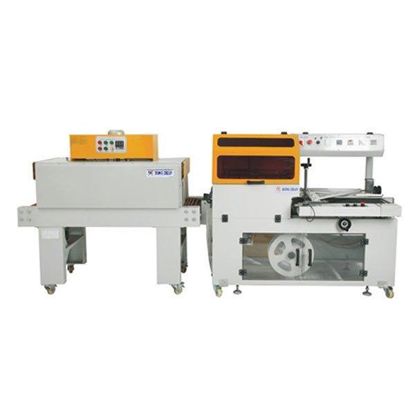 Термоусадочная линия автоматическая BSL-560A Foodatlas (L-обрезка и термоусадка)