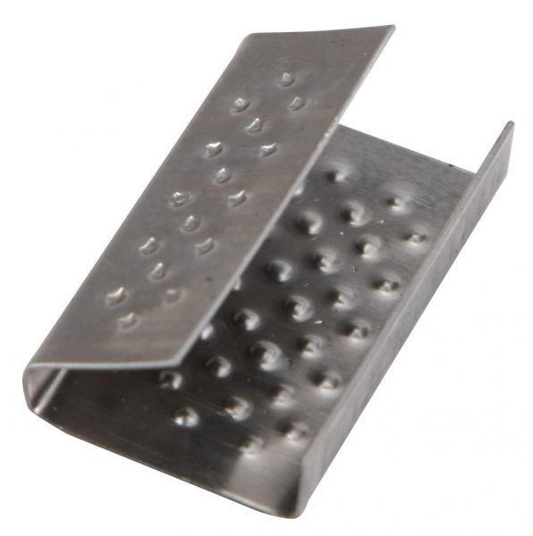 Скоба мет.для ленты 15-16 мм