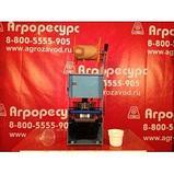 Запайщик пластиковой тары ручной (стакан d90) WY-802-H (AR) трейсилер, фото 4