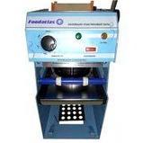 Запайщик пластиковой тары полуавтомат (стакан d70-90) WY-862 (AR) трейсилер, фото 7