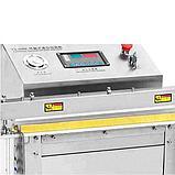 Вакуумный упаковщик бескамерный VS-600E, (корпус из нерж. стали) Foodatlas Pro, фото 8