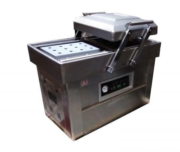 Вакуумный упаковщик DZQ-400/2SB (аэрация) Foodatlas Pro