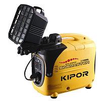 Генератор портативный IG1000s KIPOR (2.5 кВт, 220 В, ручной старт, бак 12 л)