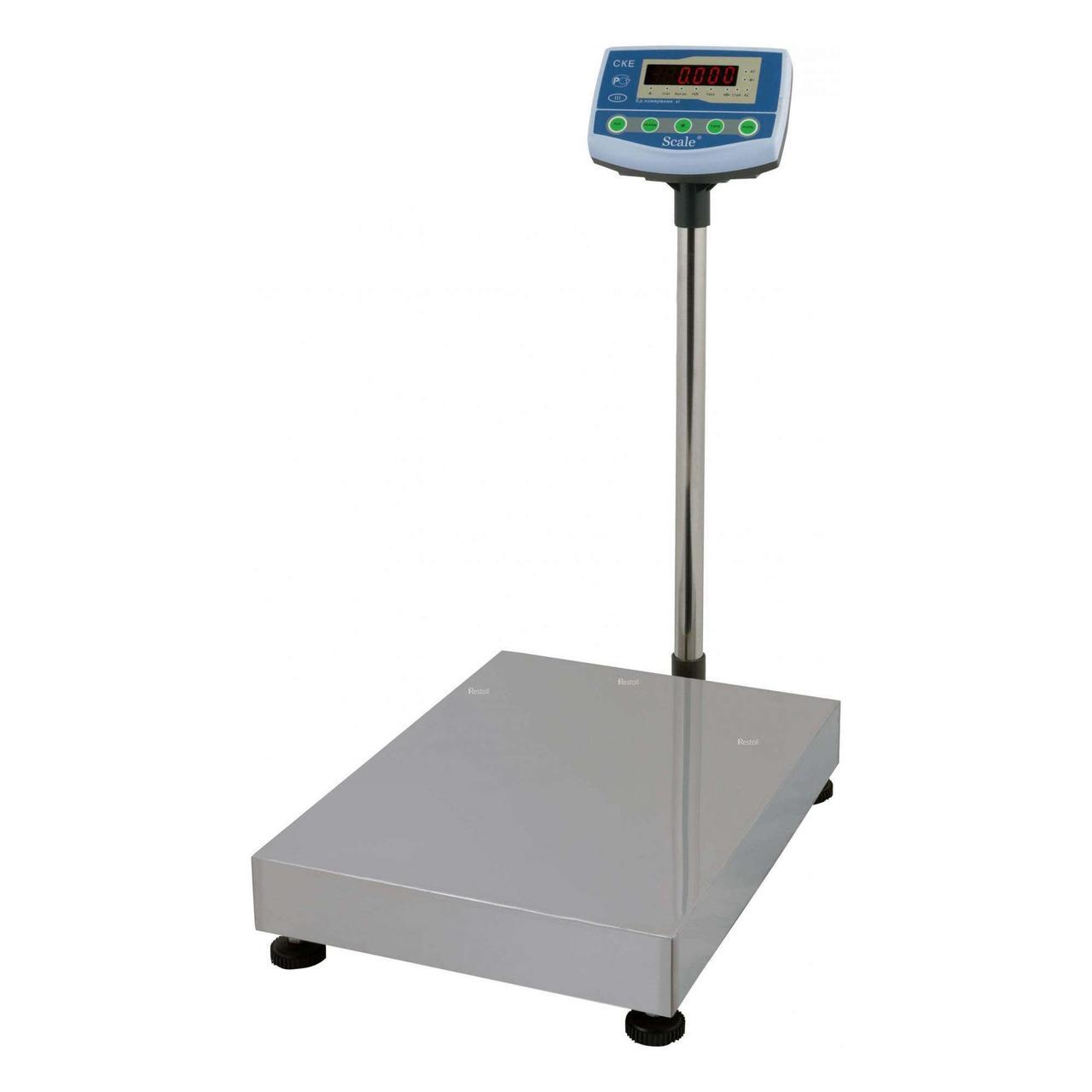 Весы напольные Scale СКЕ-300-6080 RS