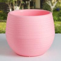 Горшок для цветов 'Япония' 1,2 л, цвет розовый