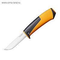 Нож садовый, 28 см, с точилкой