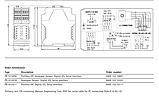Аналоговый трансмиттер PR1590/1591, фото 6