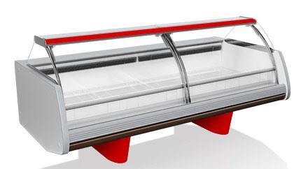 Витрина холодильная Aurora 375 низкотемпературная