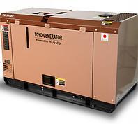 Сервисное обслуживание и ремонт Дизельных генераторов Toyo