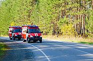Пожарный автомобиль первой помощи АПП-0,5-5(27057) на базе ГА3-27057, фото 6