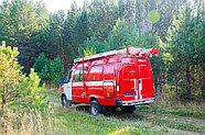 Пожарный автомобиль первой помощи АПП-0,5-5(27057) на базе ГА3-27057, фото 2