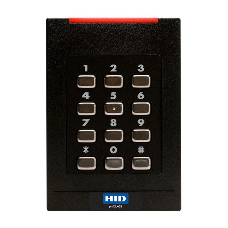 Считыватель бесконтактных Smart-карт (iClass) RK40 SE Black