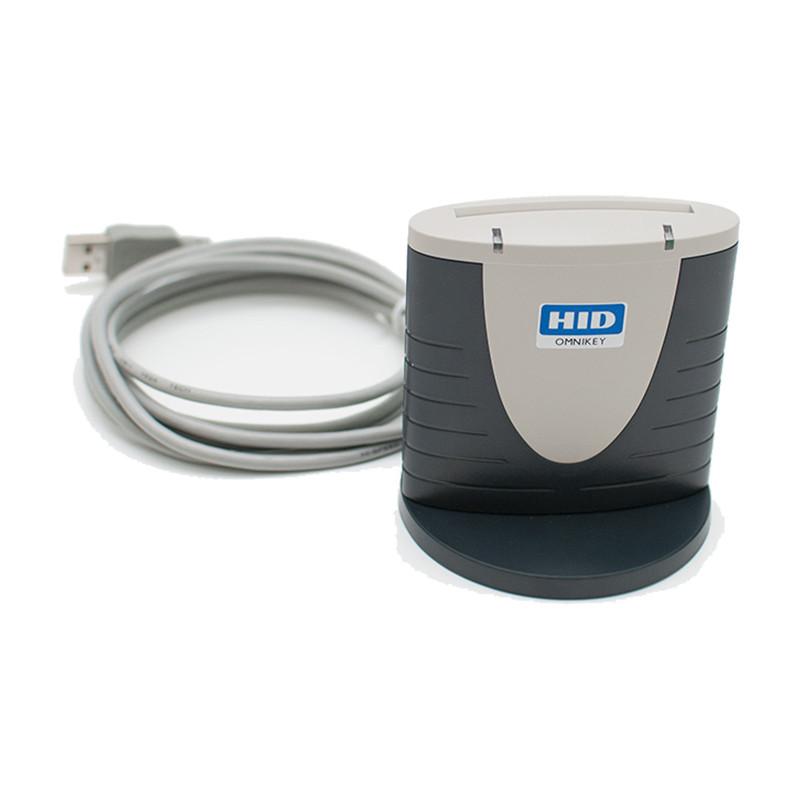 Настольный считыватель контактных смарт-карт OMNIKEY 3121 USB TAA compliant