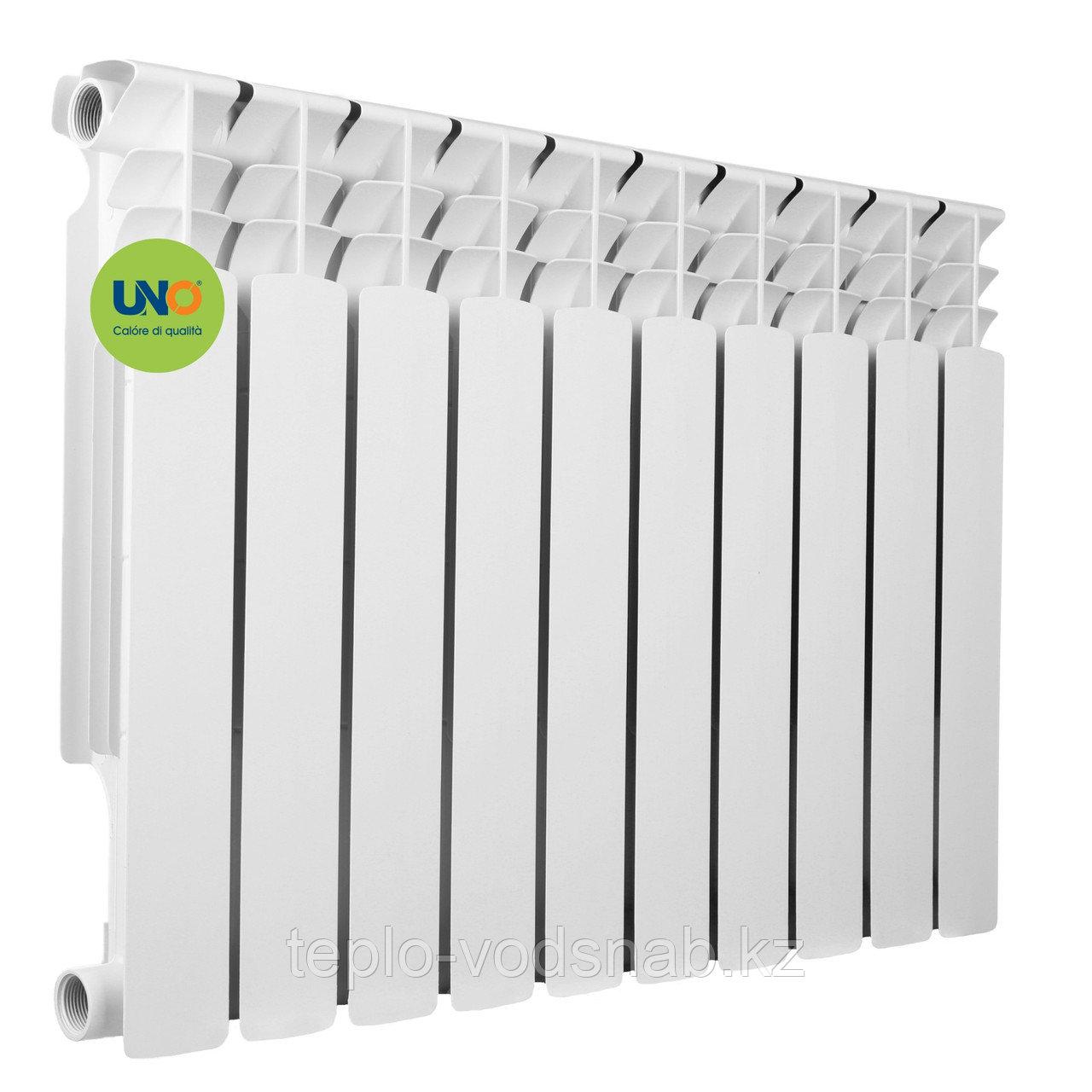 Биметаллический радиатор UNO-TENTO 500/100 (10 секц)