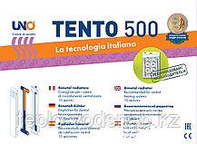 Биметаллический радиатор UNO-TENTO 500/100 (10 секц), фото 3