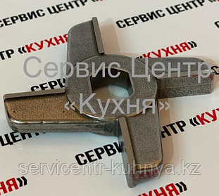 Нож двухсторонний МИМ 300 (без бурта) Хром