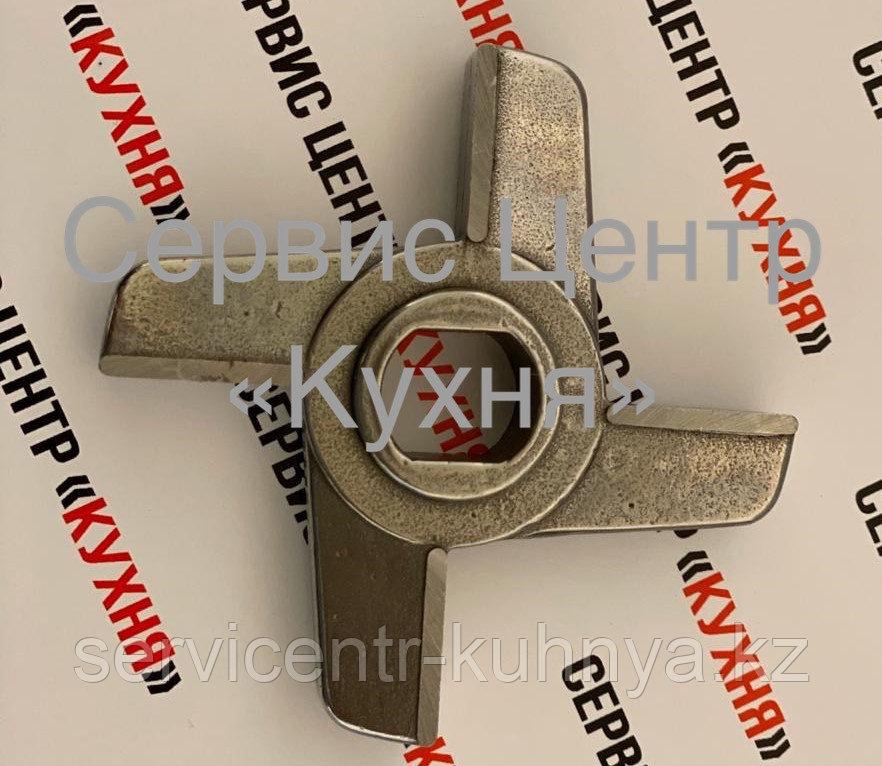 Нож 2-х сторонний МИМ-300 (с буртом) хром
