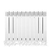 Алюминиевый радиатор UNO-LOGANO 500/100 (10секц), фото 2