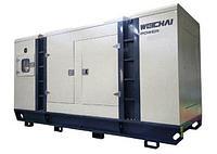 Сервисное обслуживание и ремонт Дизельных генераторов Weichai