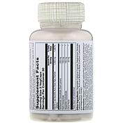Solaray, Super Bio Vitamin C, витамин C медленного высвобождения, 100 вегетарианских капсул, фото 2