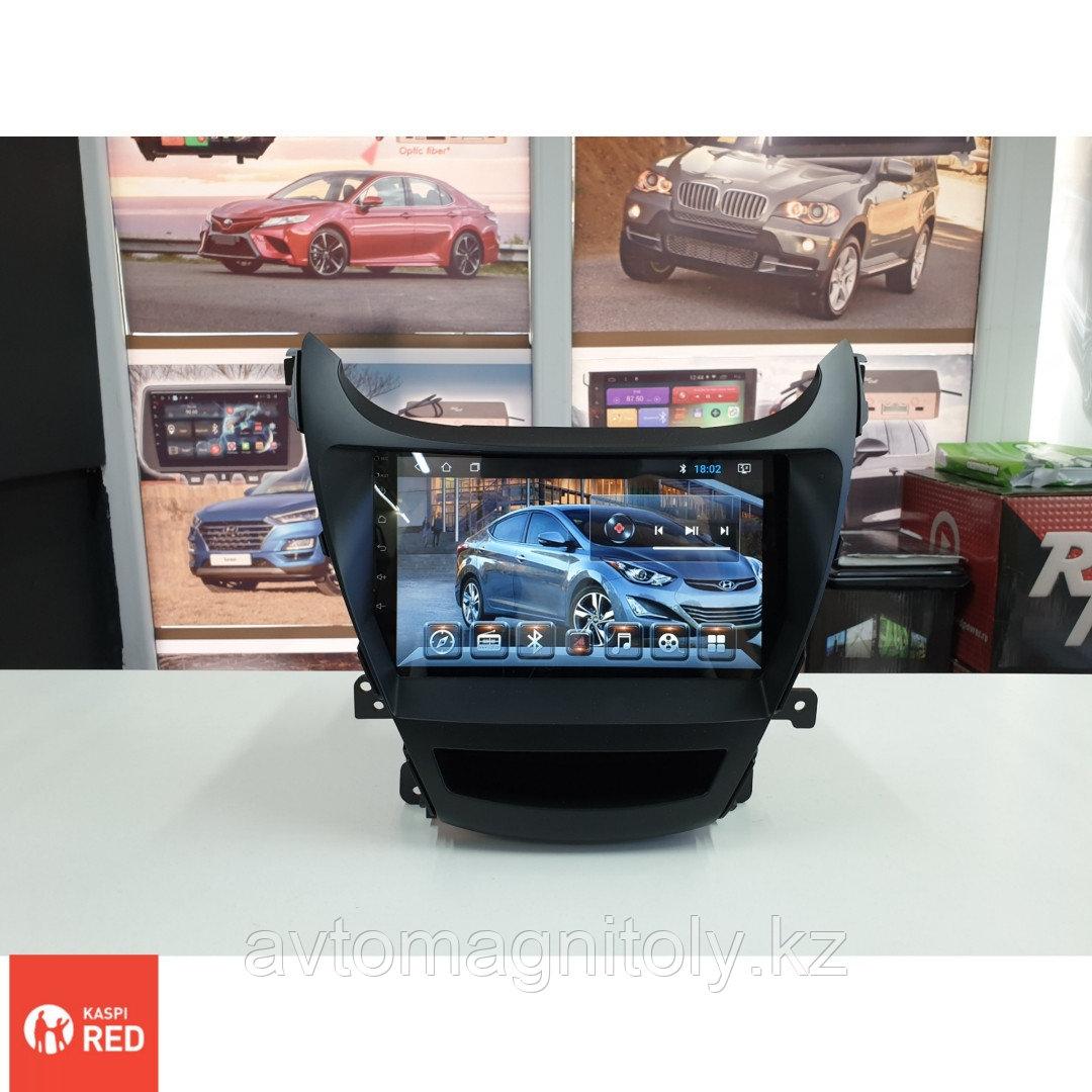 Автомагнитола AutoLine Hyundai Elantra 2011-2014/8 ЯДЕРНЫЙ