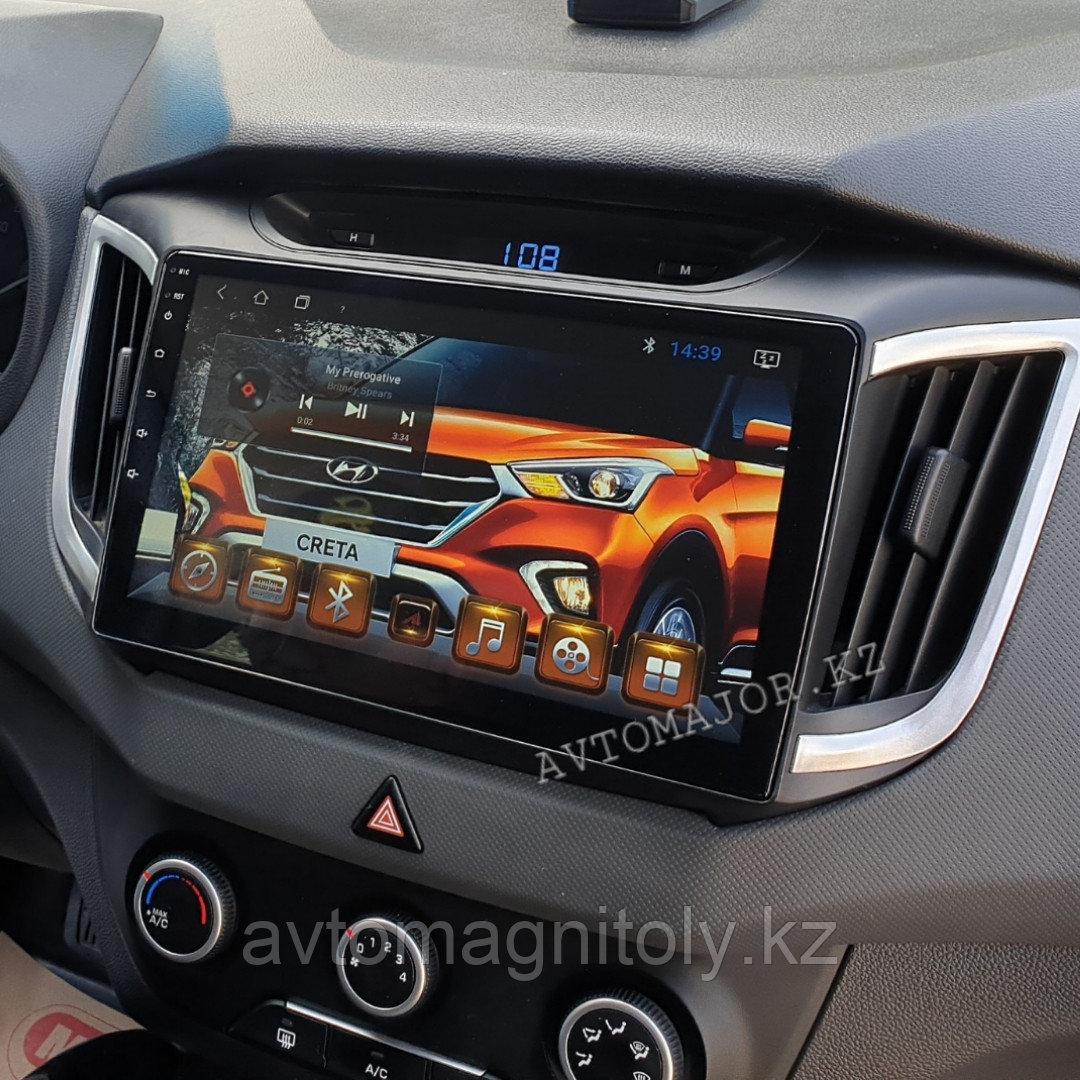 Автомагнитола AutoLine Hyundai Creta/8 ЯДЕРНЫЙ