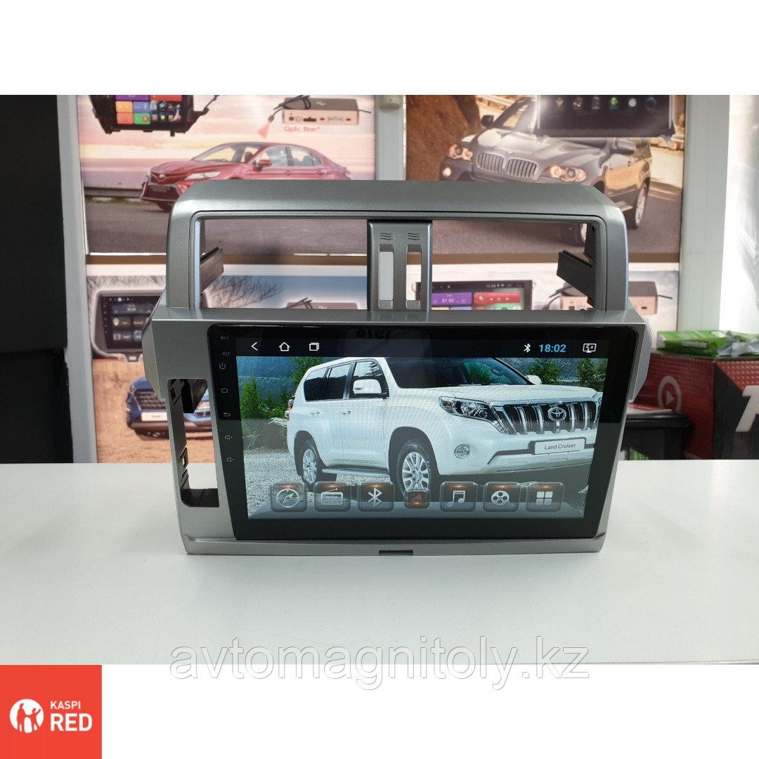 Автомагнитола AutoLine Toyota Land Cruiser Prado 155 2014-2017/8 ЯДЕРНЫЙ