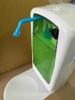 Сенсорный санитайзер для жидкого мыла и антисептика, 1 литр c Батарейками в комплекте