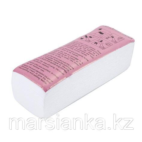 Полоски для депиляции бумажные белые (100 шт), фото 2