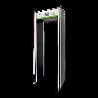 Арочный металлодетектор с функцией измерения температуры тела ZKTeco ZK-D3180S(TD)