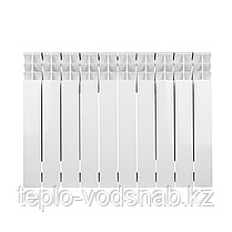 Алюминиевый радиатор UNO-ROMANO 500/100 (10 секц.), фото 2