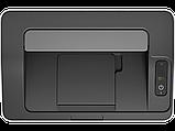 HP 4ZB77A Принтер лазерный черно-белый Laser 107a (A4) 1200 dpi, 20 ppm, 64 MB, 400 MHz, 150 pages tray, USB, фото 4
