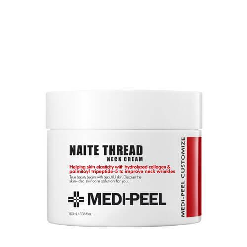 MEDI-PEEL Naite Thread Neck Cream Подтягивающий крем для шеи с пептидным комплексом 100мл.