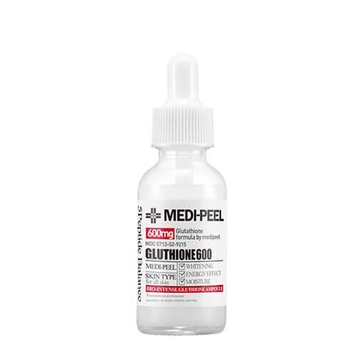 MEDI-PEEL Bio-Intense Gluthione 600 White Ampoule Осветляющая ампульная сыворотка с глутатионом 30мл.