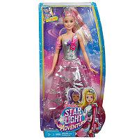 Барби Кукла в космическом платье.