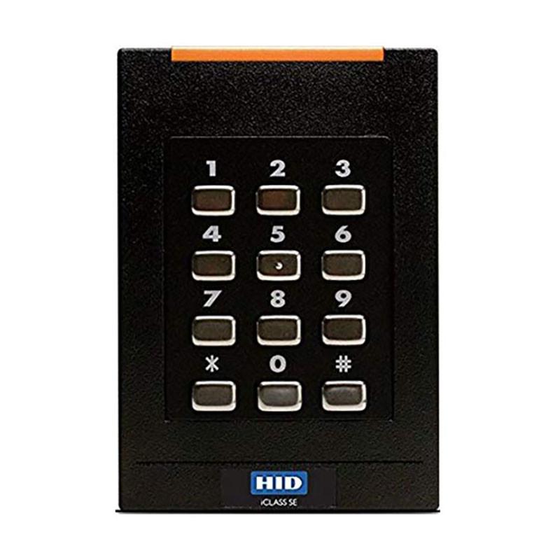 Считыватель бесконтактных Smart-карт и Proximity-карт (multiClass) RPK40 SE Black
